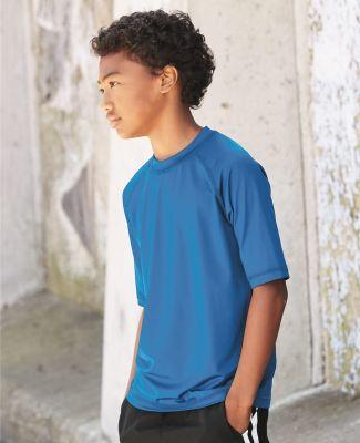 Badger 4150 Youth Rash Guard Shirt Catalog