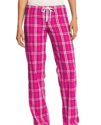 District DT2800    - Juniors Flannel Plaid Pant Catalog