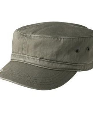 District DT605    - Distressed Military Hat Catalog