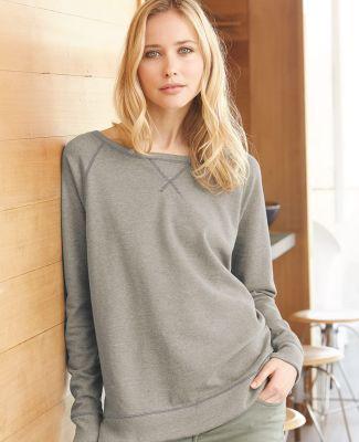 Alternative 5068 Women's Vintage French Terry Scrimmage Pullover Sweatshirt Catalog