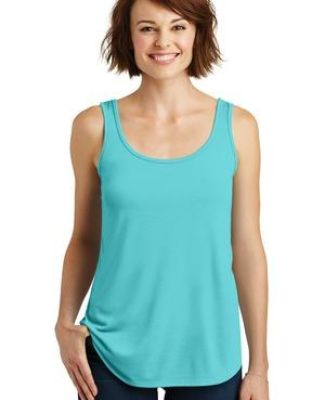 District Made DM414    Ladies Drapey Tank Catalog