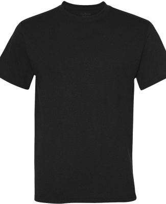 Jerzees 21MR Dri-Power Sport Short Sleeve T-Shirt Black