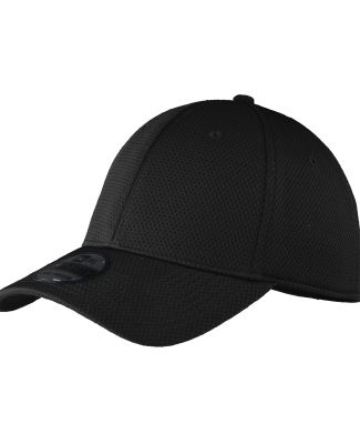 New Era NE1090    Tech Mesh Cap Black