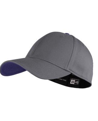 New Era NE1100    Interception Cap Graph/Purple