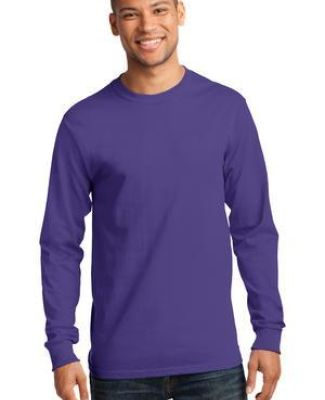 Port & Co PC61LST mpany   - Tall Long Sleeve Essential Tee Catalog