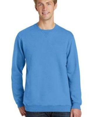Port & Co PC098 mpany   Pigment-Dyed Crewneck Sweatshirt Catalog