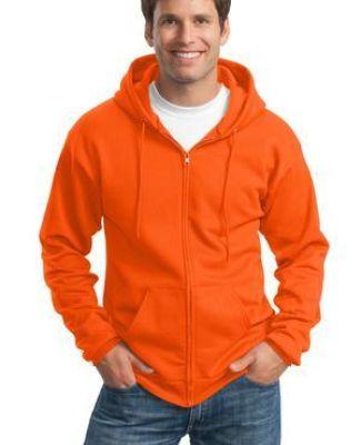 Port & Co PC90ZHT mpany   Tall Essential Fleece Full-Zip Hooded Sweatshirt Catalog