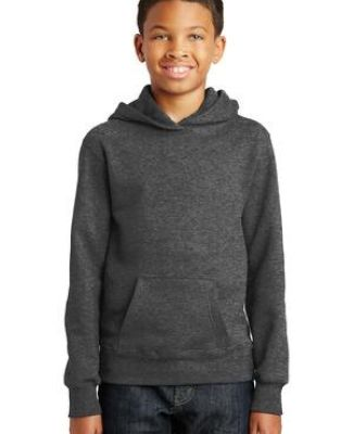 Port & Co PC850YH mpany   Youth Fan Favorite Fleece Pullover Hooded Sweatshirt Catalog