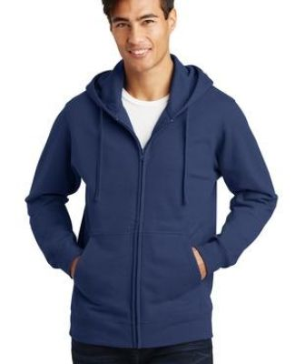 Port & Co PC850ZH mpany   Fan Favorite Fleece Full-Zip Hooded Sweatshirt Catalog