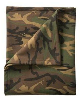 Port & Co BP78C mpany   Core Fleece Camo Sweatshirt Blanket Catalog