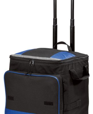 Port & Co BG119 Port Authority   Rolling Cooler Twilight Blue