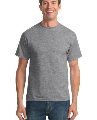 Port & Co PC55T mpany   Tall Core Blend Tee Athletic Hthr
