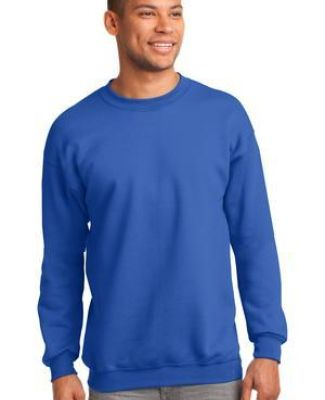 Port & Co PC90T mpany   Tall Essential Fleece Crewneck Sweatshirt Catalog