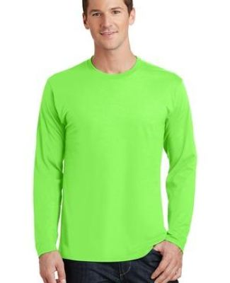 Port & Co PC450LS mpany   Long Sleeve Fan Favorite Tee Catalog