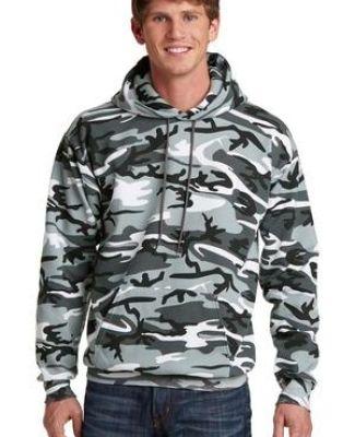 Port & Co PC78HC mpany   Core Fleece Camo Pullover Hooded Sweatshirt Catalog