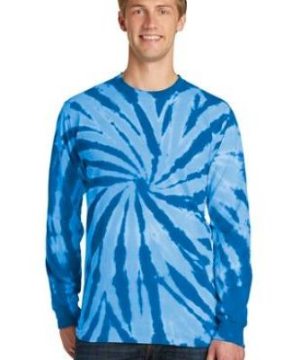 Port & Co PC147LS mpany   Tie-Dye Long Sleeve Tee Catalog