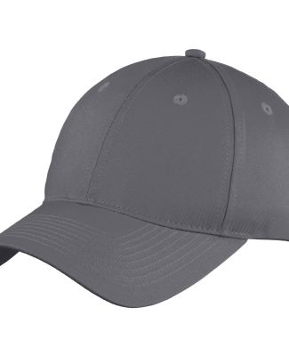 Port & Co YC914 mpany   Youth Six-Panel Unstructur Charcoal