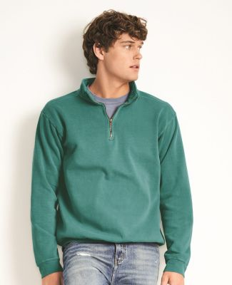 Comfort Colors 1580 Quarter Zip Sweatshirt Catalog