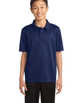 Port Authority Y540    Youth Silk Touch Performanc Navy