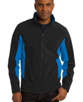 Port Authority J318    Core Colorblock Soft Shell Jacket Catalog
