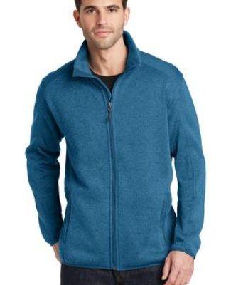 Port Authority F232    Sweater Fleece Jacket Catalog
