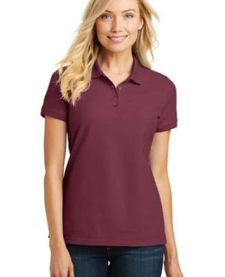 Port Authority L100    Ladies Core Classic Pique Polo Catalog