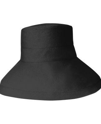 Port Authority C933    Ladies Sun Hat Black