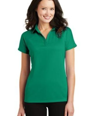 Port Authority L575    Ladies Crossover Raglan Polo Catalog