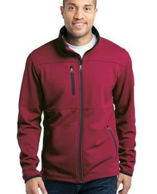 Port Authority F222    Pique Fleece Jacket Catalog