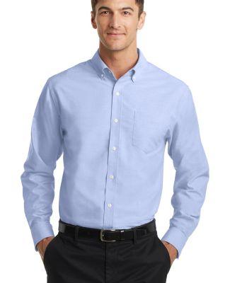 Port Authority S658    SuperPro   Oxford Shirt Oxford Blue