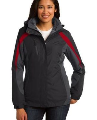 Port Authority L321    Ladies Colorblock 3-in-1 Jacket Catalog