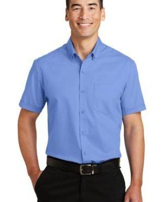 Port Authority S664    Short Sleeve SuperPro   Twill Shirt Catalog