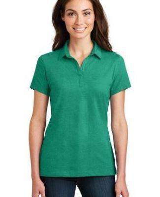 Port Authority L577    Ladies Meridian Cotton Blend Polo Catalog