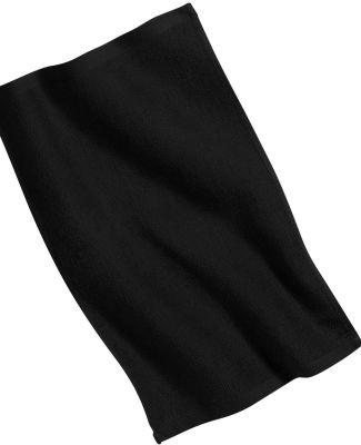 Port Authority PT38    - Rally Towel Black