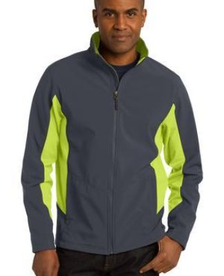 Port Authority TLJ318    Tall Core Colorblock Soft Shell Jacket Catalog
