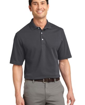Port Authority TLK455    Tall Rapid Dry Polo Charcoal