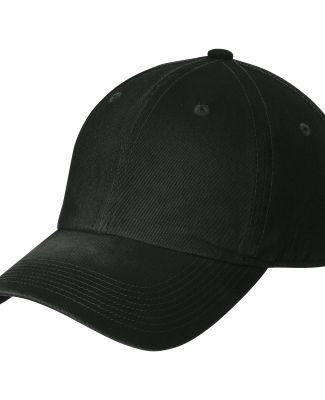 Port Authority C811    Spray Wash Cap Black