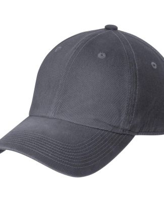 Port Authority C811    Spray Wash Cap Charcoal