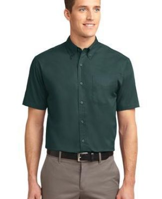 Port Authority TLS508    Tall Short Sleeve Easy Care Shirt Catalog