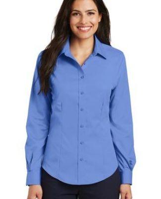 Port Authority L638    Ladies Non-Iron Twill Shirt Catalog