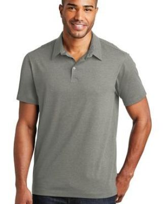 Port Authority K577    Meridian Cotton Blend Polo Catalog