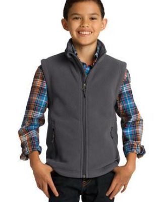 Port Authority Y219    Youth Value Fleece Vest Catalog