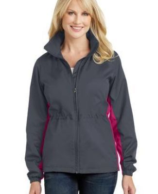 Port Authority L330    Ladies Core Colorblock Wind Jacket Catalog