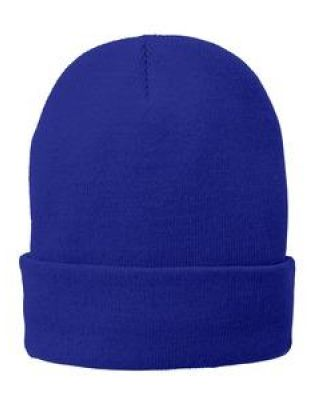 Port Authority CP90L Port & Company   Fleece-Lined Knit Cap Catalog