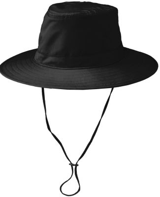 Port Authority C921 Lifestyle Wide Brim Hat Black