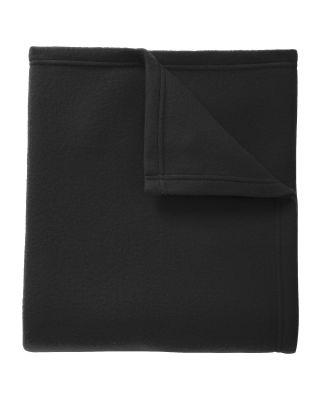 Port Authority BP60    Core Fleece Blanket Black
