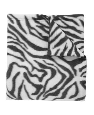 Port Authority BP61    Core Printed Fleece Blanket Zebra Print
