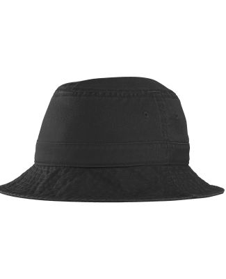 Port Authority PWSH2    Bucket Hat Black