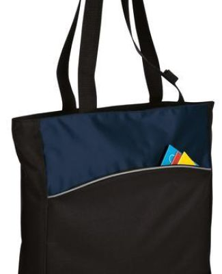 Port Authority B1510    - Two-Tone Colorblock Tote Catalog