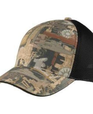 Port Authority C912    Camouflage Cap with Air Mesh Back Catalog